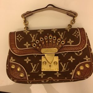 LOUIS VUITTON Limited Edition Tan Bag